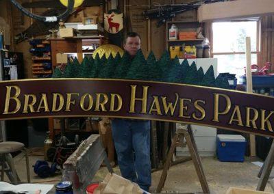 Bradford Hawes Park