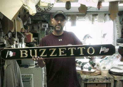 Buzzetto Quartboard