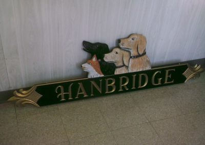 Hanbridge Quarterboard