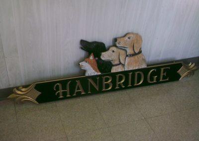 Hanbridge Quarterboard