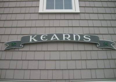 Kearns Quarterboard