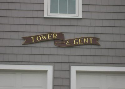 Quarterboard Tower & Gent
