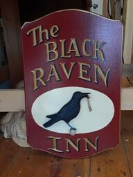 The Black Raven Inn Tavern 11.29.17