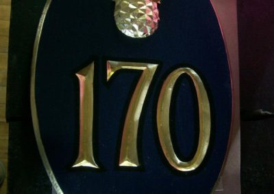 170 House Sign