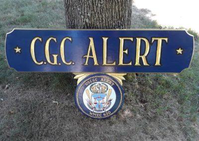 Coast Guard Alert