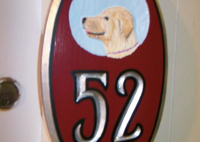 House Sign 52