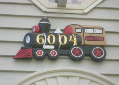 Train DeBeck