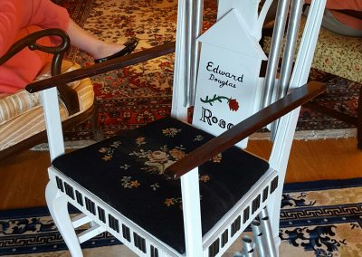 Uncle Ed's Chair!